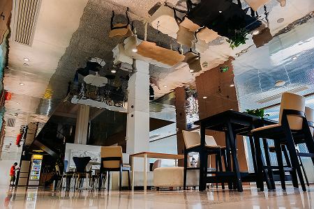 珠江创意中心-24幢4层整层已进行loft分割