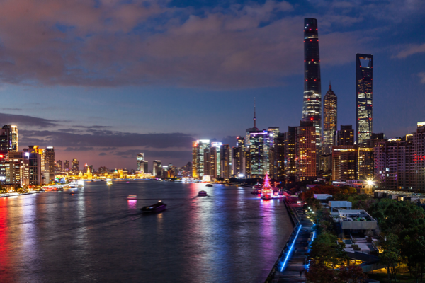 上海翡翠滨江艺术中心