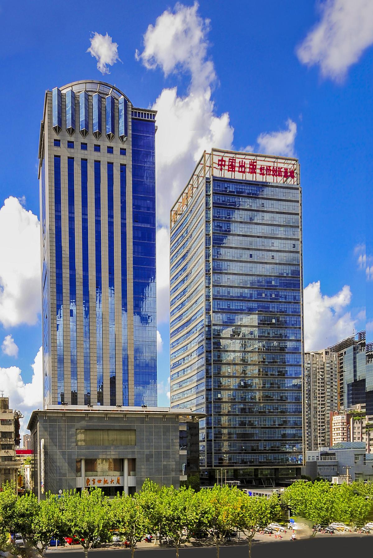 上海东方虹桥国际创意出版产业基地