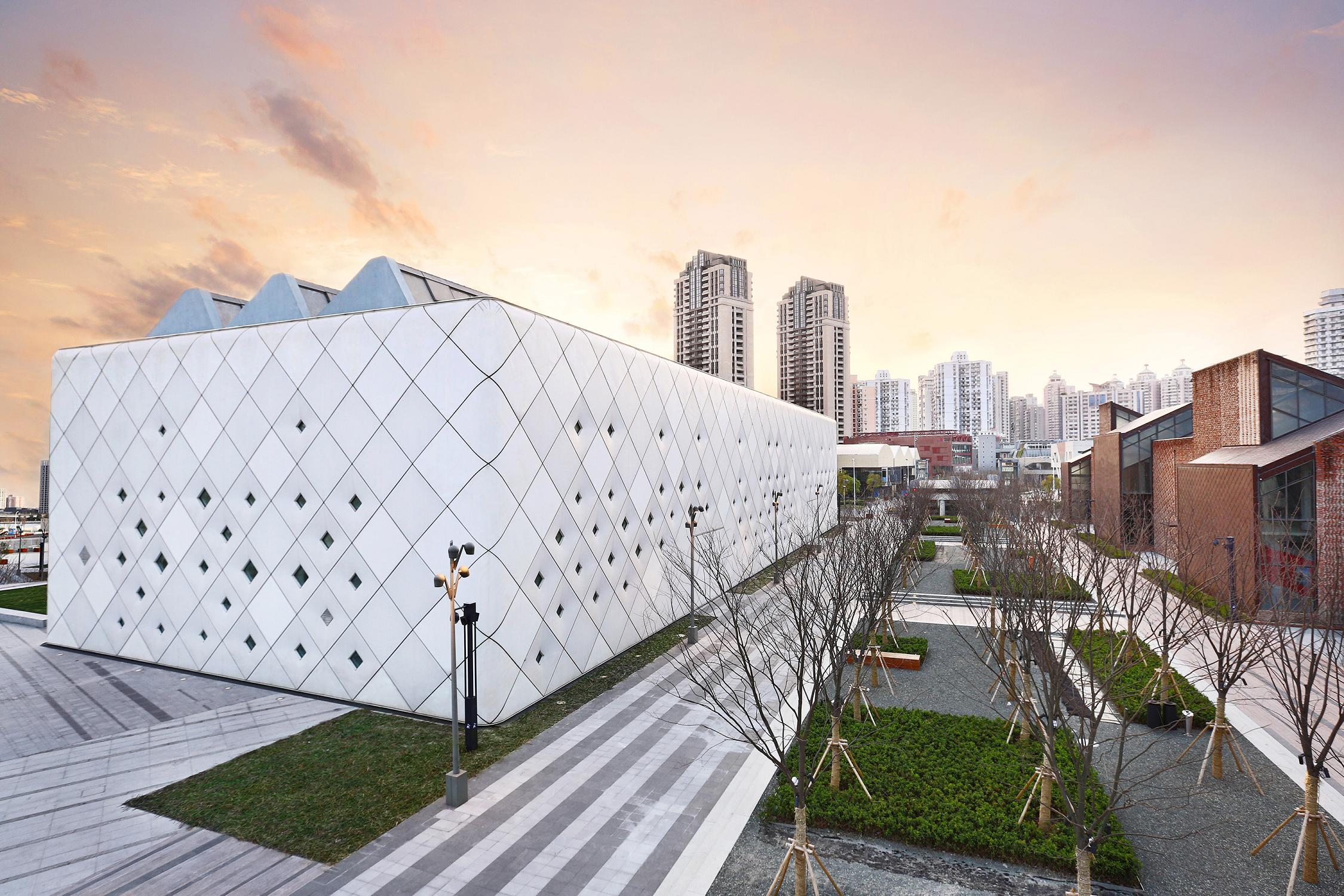 上海世博城市最佳实践区