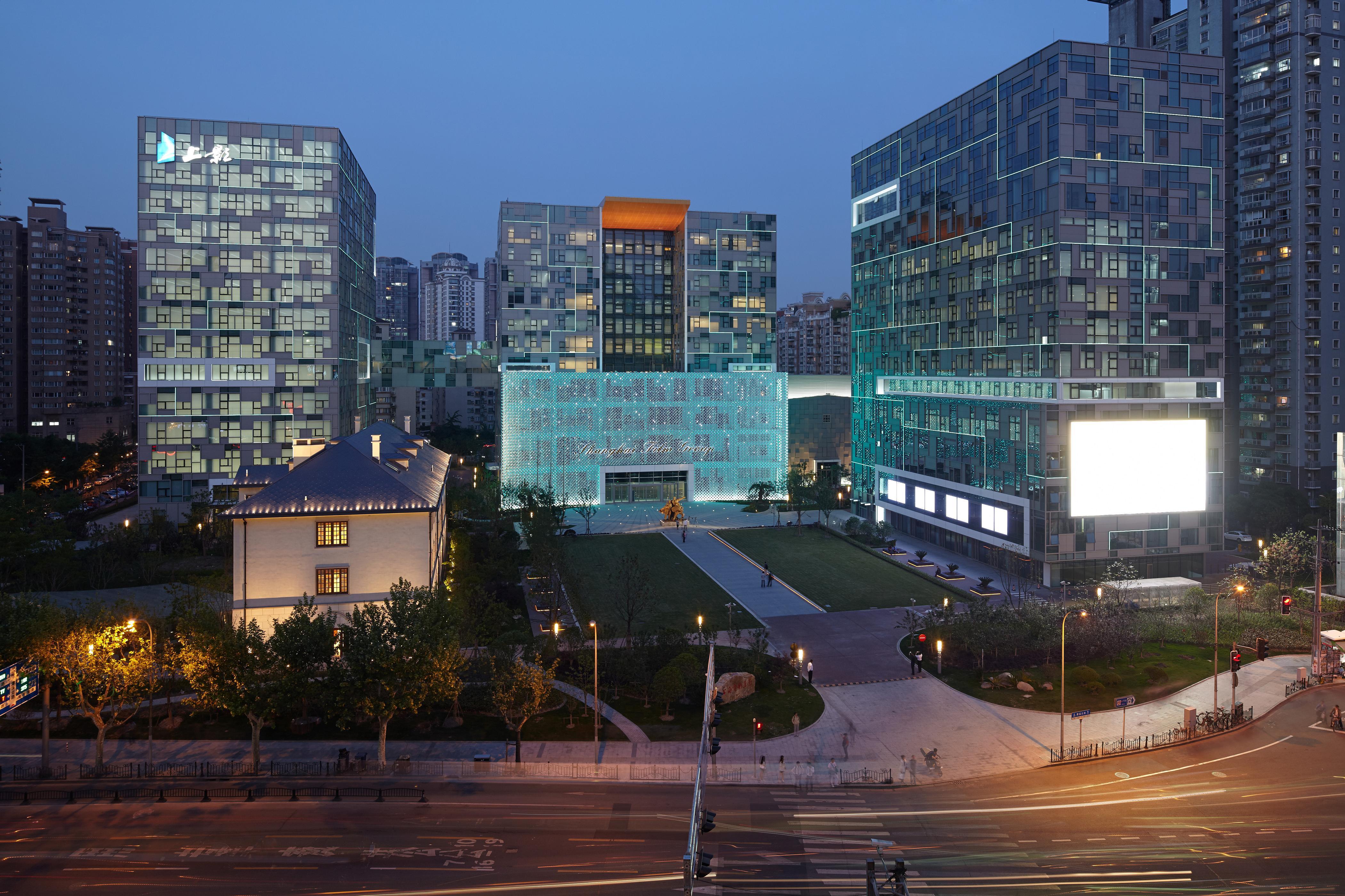 上海影视文化产业园