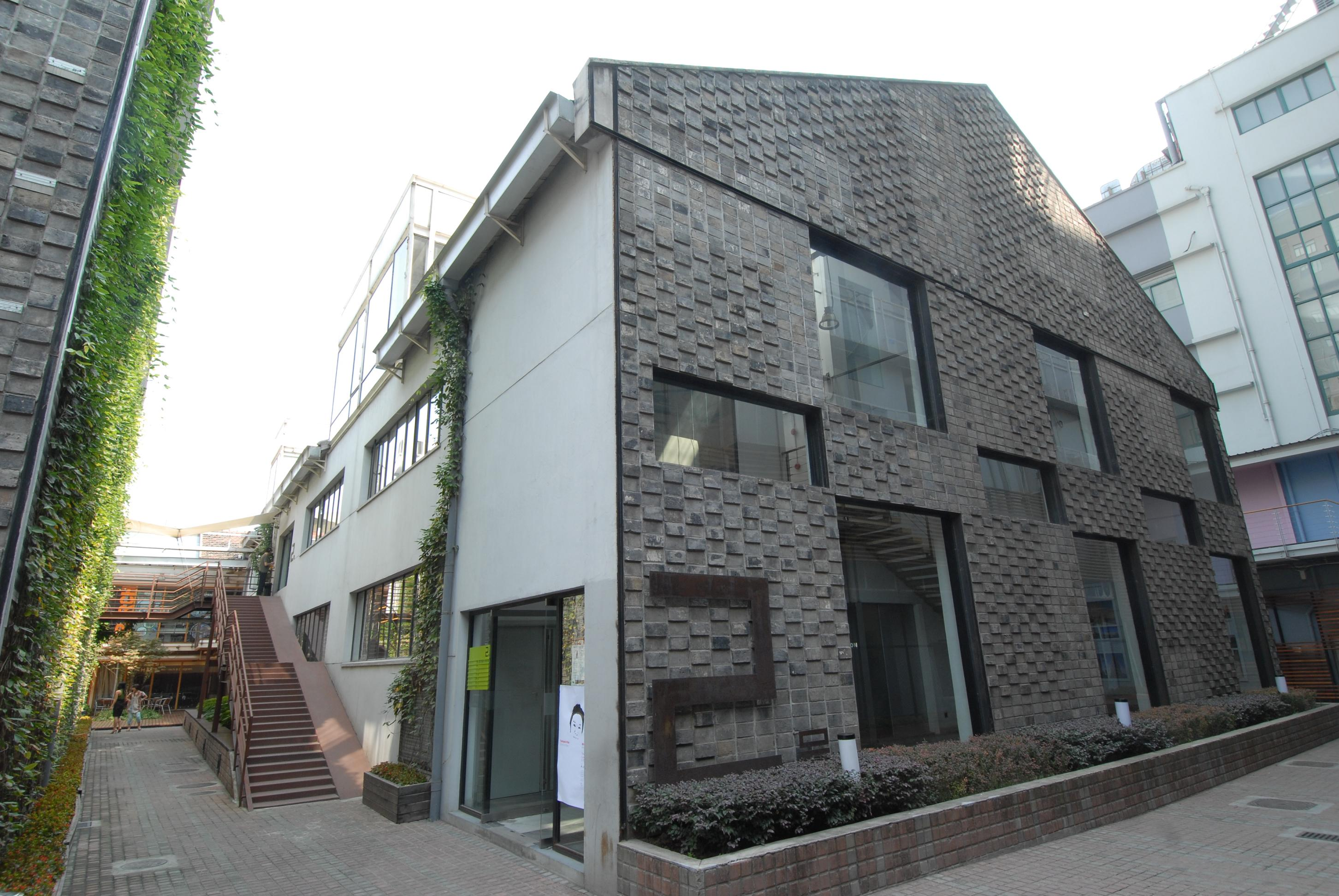 上海8号桥文化创意园区