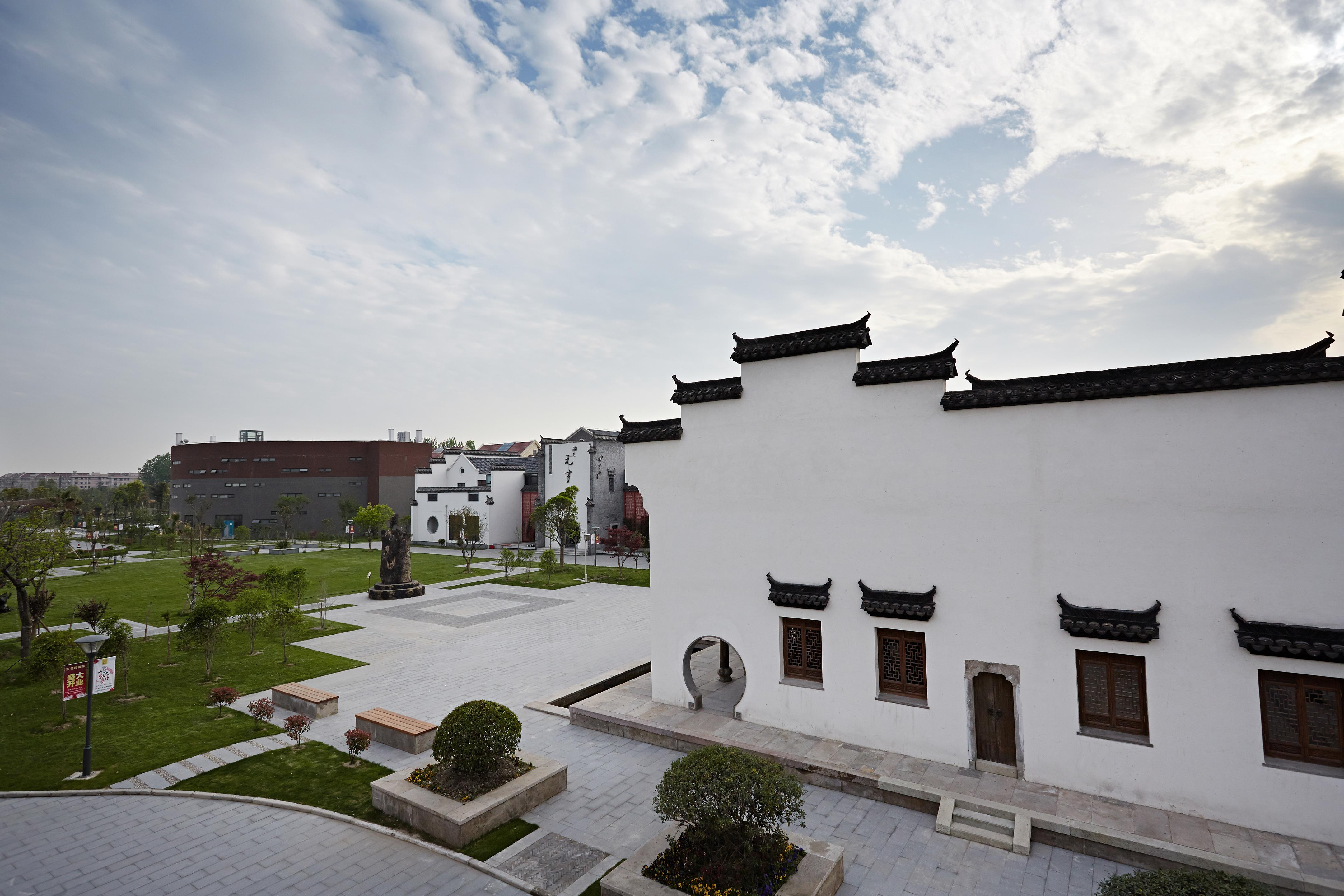上海木文化博览园